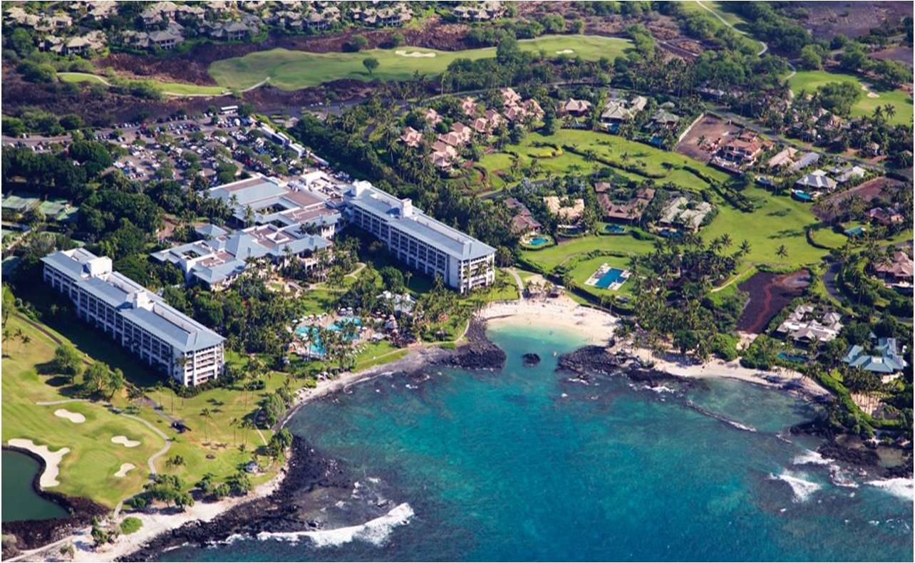 The Setting For This Year S Fall Anesthesia Conference Was Fairmont Orchid A First Cl Resort On West Side Of Hawaii Island With Excellent